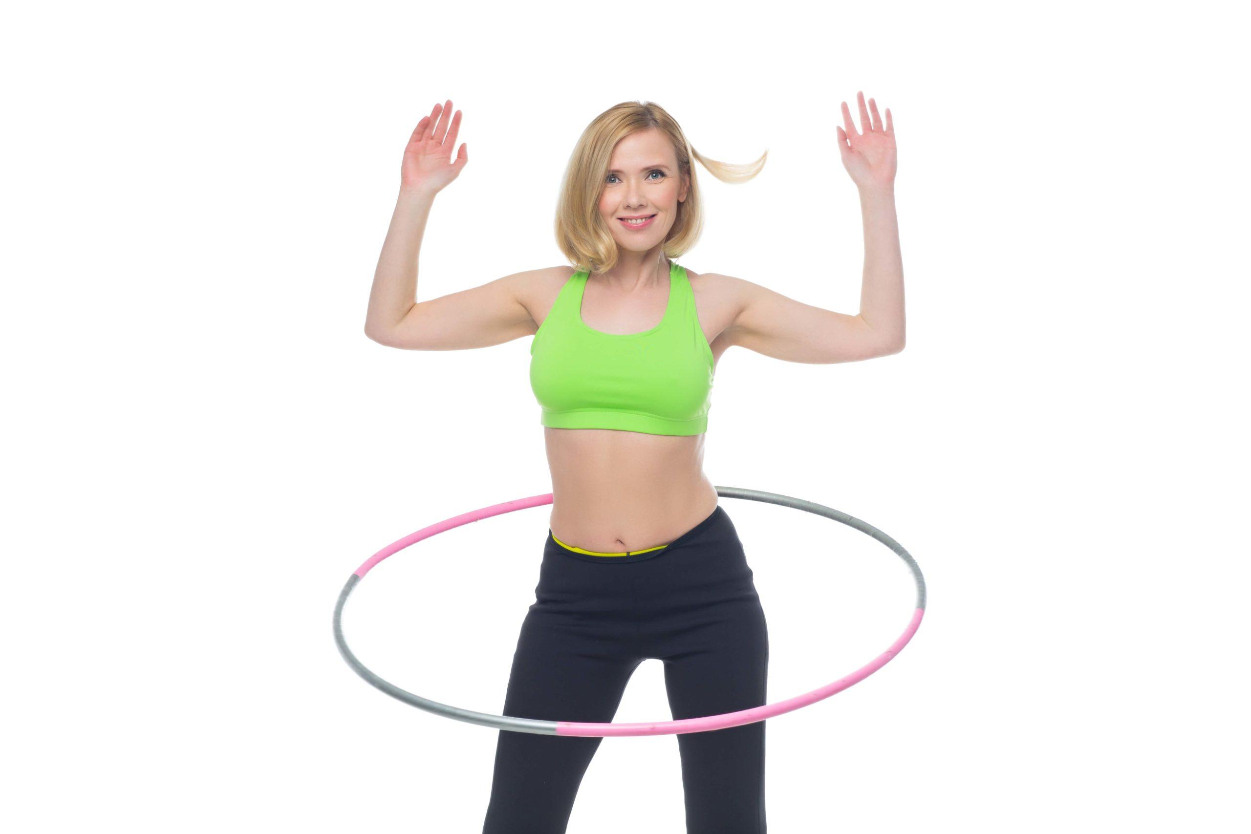 Hula Hoop Abnehmen Bauch